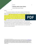 Pendakur and Pendakur Ethnic Identity