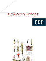 Alcaloizi Din Ergot