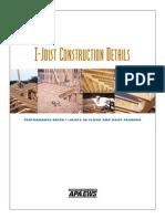 I-Joist Construction Details