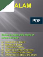 Salam by Aziz Adil