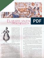 Llibre Oficial Faller 1985 - El Vestit Valencia