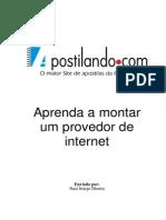Como Montar Um Provedor de Internet
