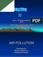 Zakir s Pollution