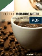 Coffee Moisture Meter