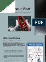 Fast Rescue Boats