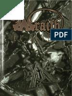Wraith El Olvido - [Reglamento] Libro Básico