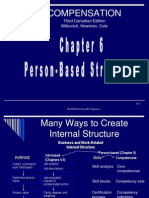 Chapter 6 Person-Based Structures