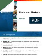 IM.platts.content Aboutplatts Mediacenter PDF Platts and Markets 0412 FINAL