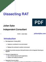 Dissecting Rat