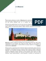 Obiective Turistice Din Moscova