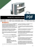 Cortafuegos Madel Fok-eis-120 Es
