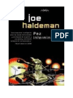 Haldeman, Joe - La Paz Interminable