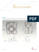 SolidWorks izrada dokumentacije