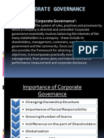Corporate Governance Ppt Ready