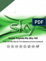 Guida Rapida MySky