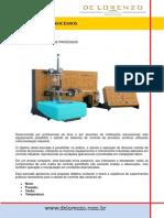 DL 2314 Painel de Processos de Bancada