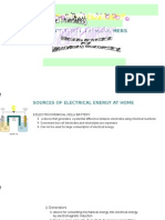 Energy Sources- Report