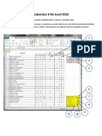 Laborator 6 Excel Situatie Presesiune
