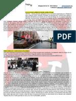 Marchas en Galicia en demanda de un Servicio Unitario de Lucha contra el Fuego