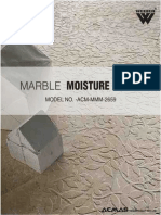 Marble Moisture Meter