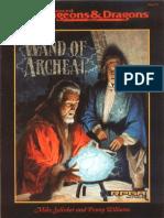 TSR 6064 - RPGA1 Wand of Archeal