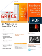 Big Grace Session 3 Summary