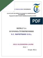 Sc RapidTrans Srl