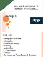 International Reserach Streams