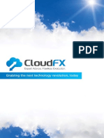 CloudFX Capabilities Guide