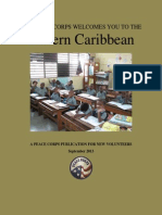 Peace Corps Eastern Caribbean Welcome Book  |  September 2013