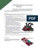 Manual Progr Brake
