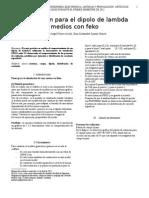 105229633 Simulacion de Un Dipolo en Feko