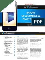 Raport m-commerce w praktyce 2013 - PEŁNA WERSJA