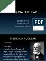 Medicina Nuclear Uniplac 2013
