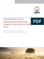 Comercio electrónico (documento AMIPCI)