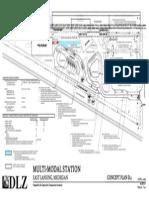 Transit Station Concept