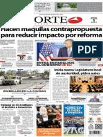 Periodico Norte de Ciudad Juárez 1 de Octubre de 2013
