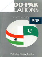 Mahtab Akbar Rashdi-Indo-Pak Relations [1988]-Pakistan Study Centre (1988)