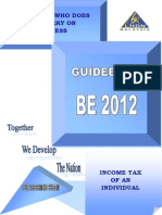 BE2012 Guidebook 2