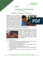Pulse Workshop Part 1 - March 2013