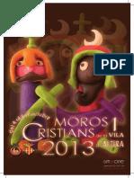 Moros i Cristians de la Vila d'Alzira 2013