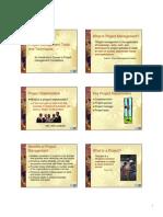 PMCapstoneCourseSpr2012 Handouts