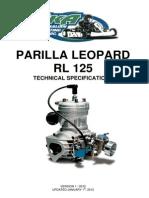 Parilla Leopard Rl 1253