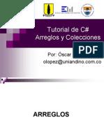 C# - Arreglos y Colecciones
