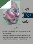 Advanced Art Pastel Portrait