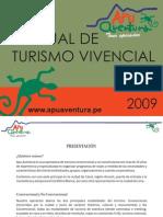 Manual Vivencial Agencias Agencias 2009 - Apu Aventura