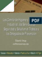 05 Foro Lopcymat Comites de Higiene y Seguridad Industrial 120506094744 Phpapp01(1)