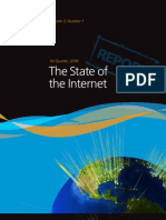 Akamai State of the Internet q1 2009
