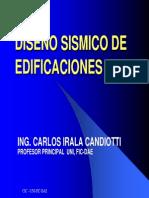 INTRODUCCION CURSO DISEÑO SISMICO DE EDIFICACIONES