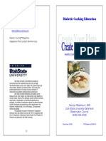 Diabetes Cooking Class Book Approved